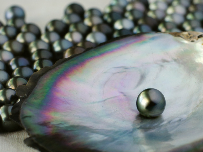 Black Pearls and Otherwise