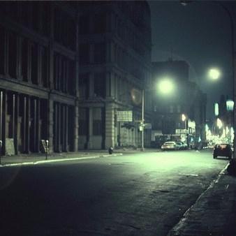 Night Walk for Gatorade