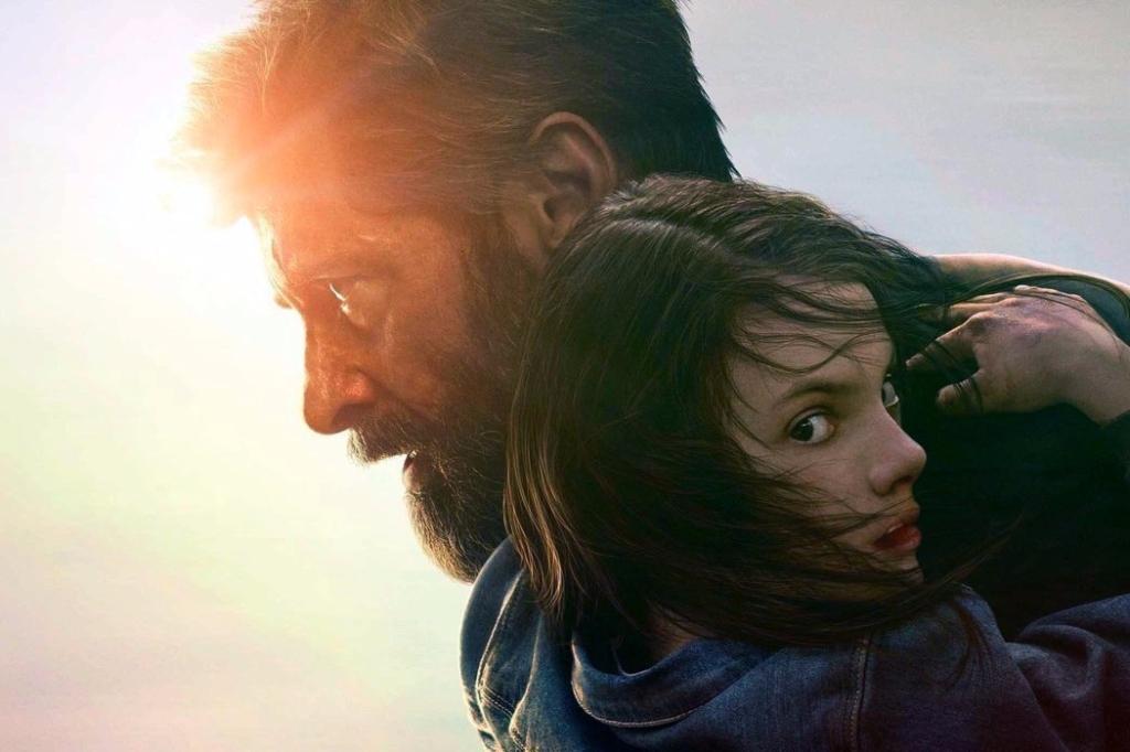 Moments of Impact: Logan's Shadow of Innocence