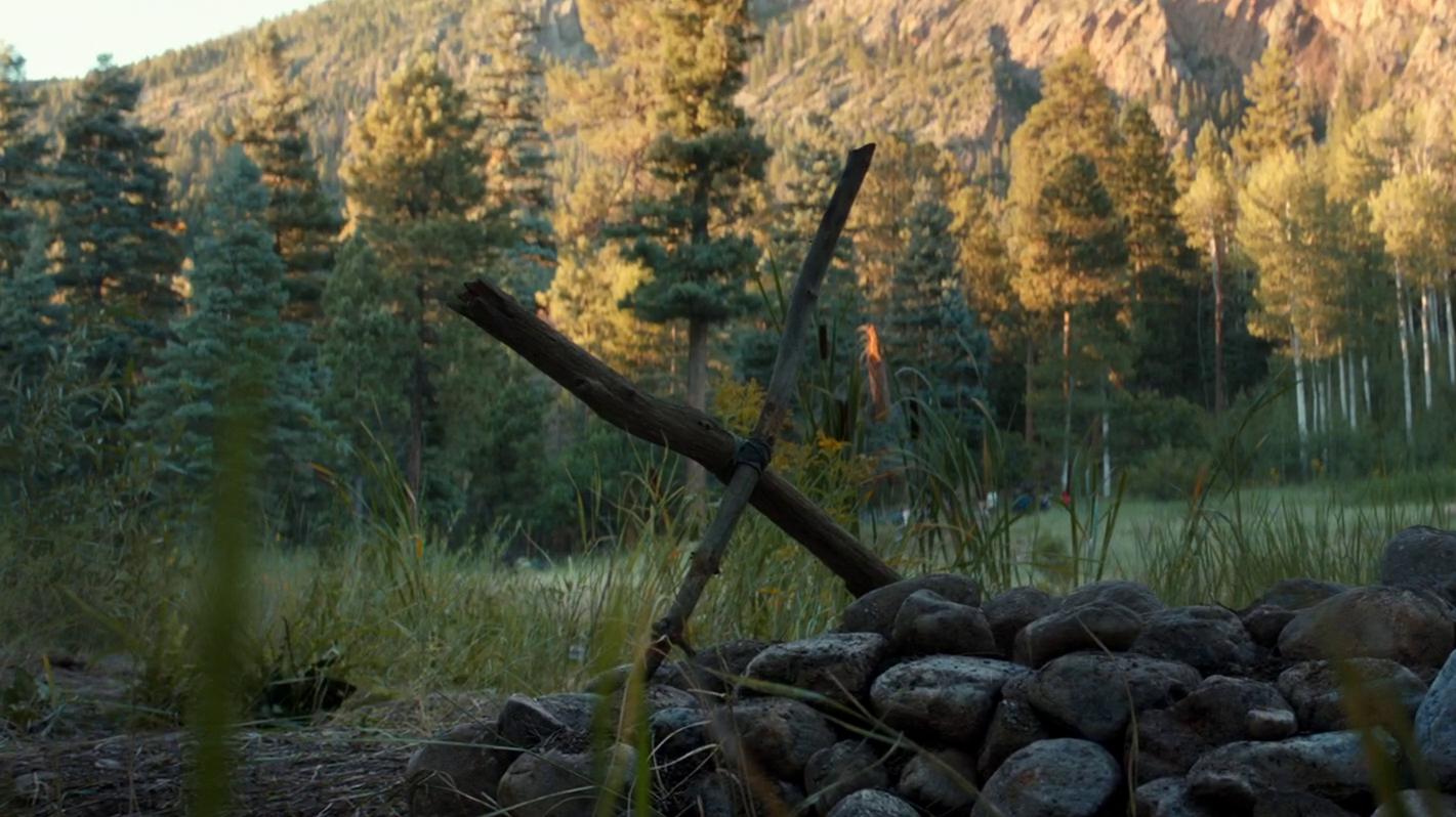 Logan's Grave